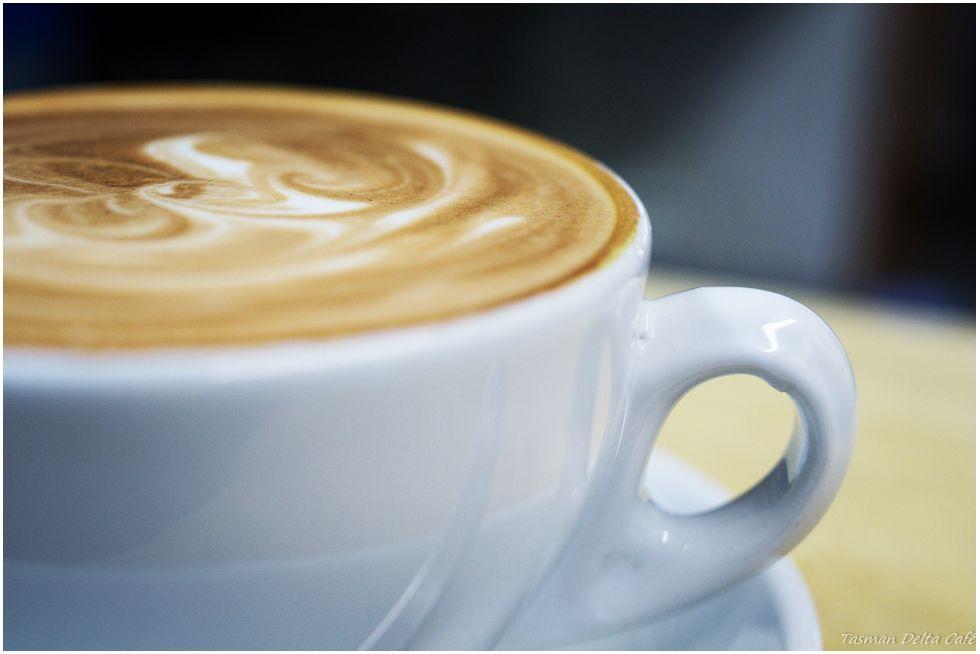 Delicious Coffee Tasman Delta Cafe